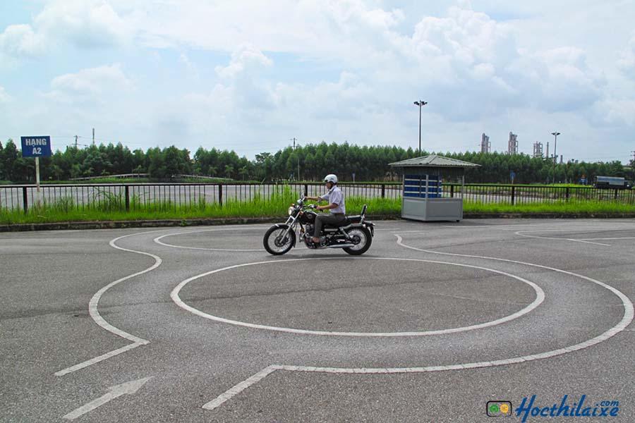 Khóa học bằng lái hạng A2 Thuận An
