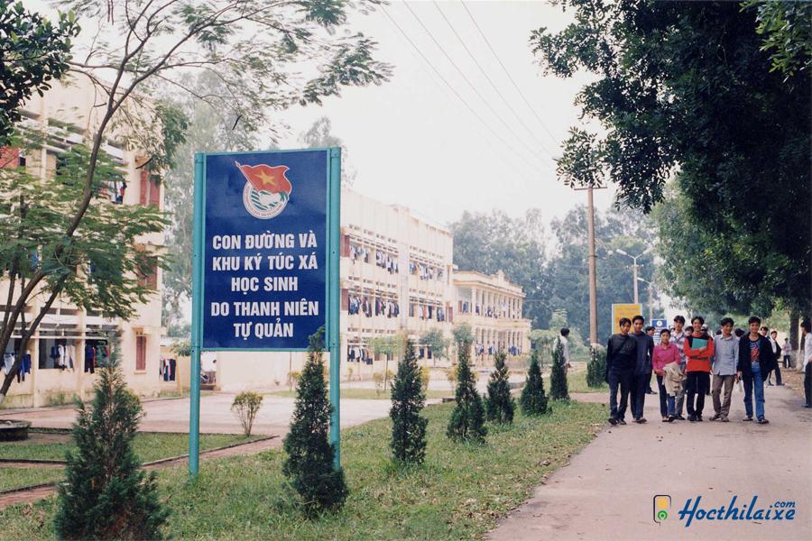 Trường Cao đẳng GTVT Trung ương 1