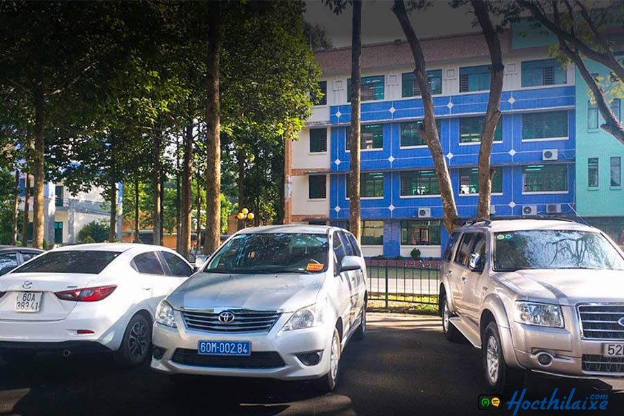 Khóa đào tạo lái xe ô tô B2 Trường cao đẳng nghề Lilama 2