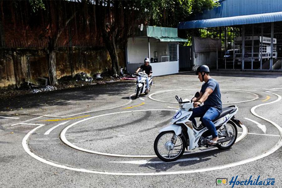 Các khóa học lái xe tại Trường Đào Tạo Sát Hạch Lái Xe Bửu Long