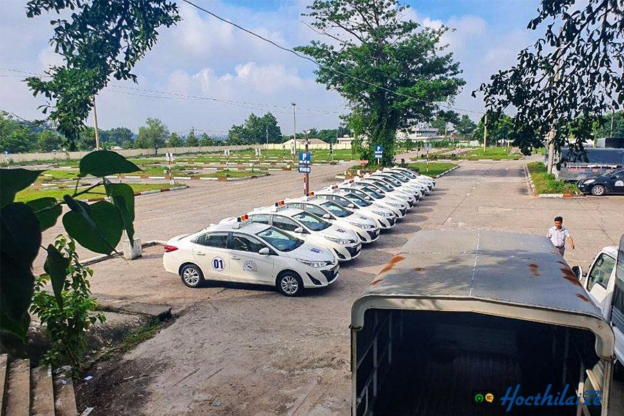 Trung tâm đào tạo lái xe Bách Lâm