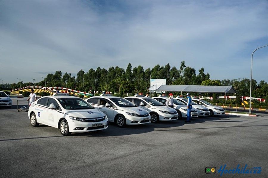 Trung tâm dạy nghề lái xe Trường Vinh