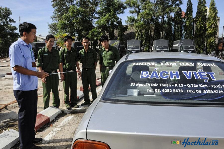 Trung tâm dạy nghề Bách Việt