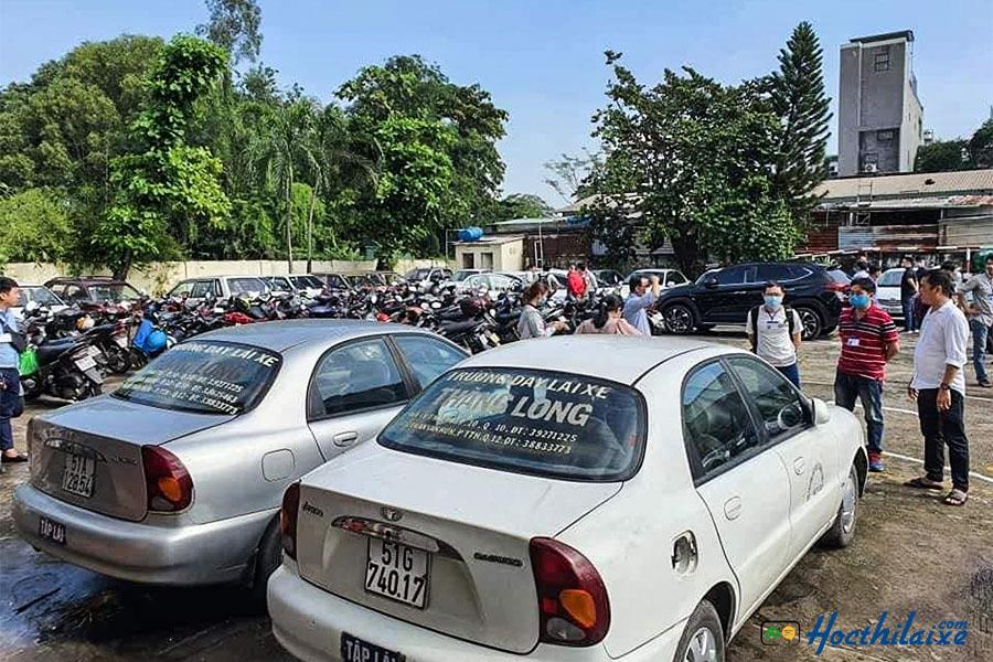 Trường dạy nghề tư thục lái xe Thăng Long