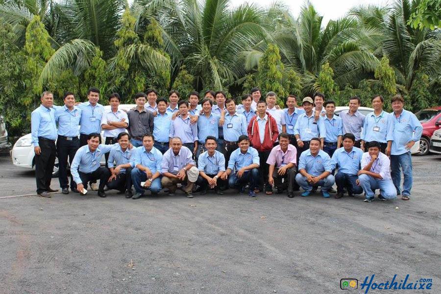 Đội ngũ giảng viên Trường dạy nghề tư thục lái xe Thế Giới