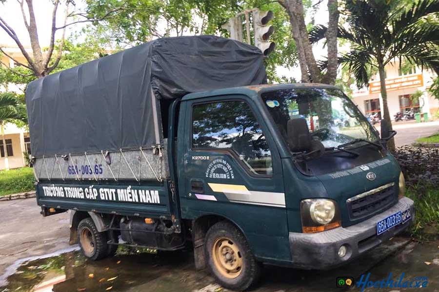 Khóa học lái xe tải hạng C Miền Nam
