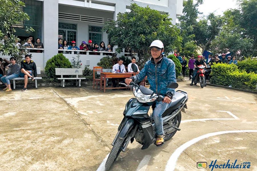 Khóa học lái xe hạng A1 Đinh Tiên Hoàng