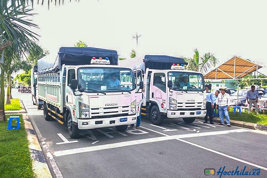 Khóa học bằng lái xe tải hạng C tại GTCC Đà Nẵng