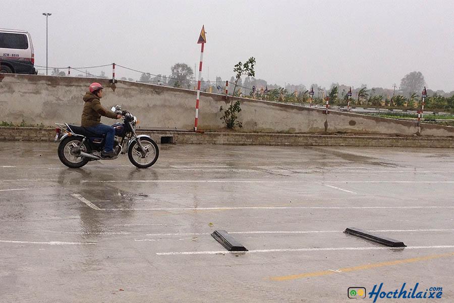 Khóa đào tạo lái xe hạng A2 TCN GTVT Bà Rịa - Vũng Tàu