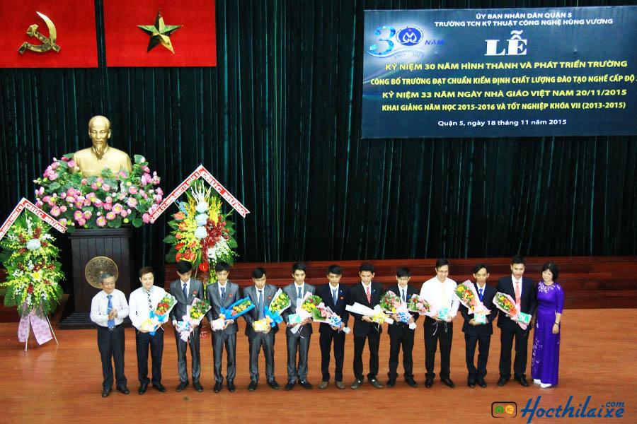 Giới thiệu về Trường trung cấp nghề Hùng Vương
