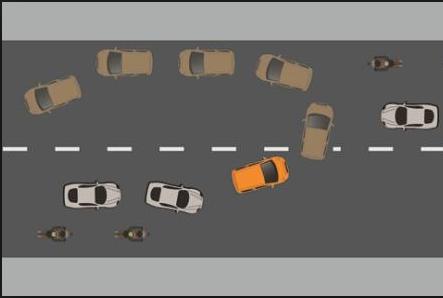 Quay đầu xe an toàn