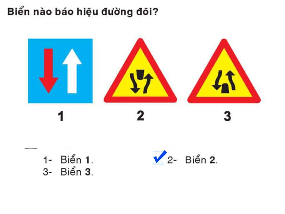 Câu 402 - Bộ 600 câu hỏi ôn thi giấy phép lái xe