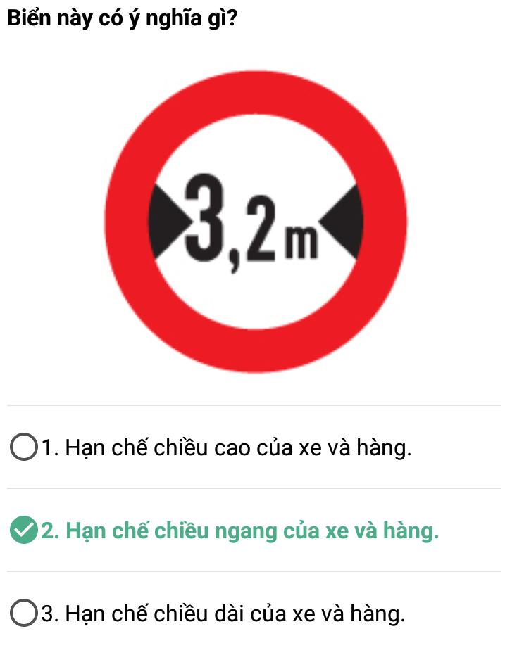 Câu 397 - Bộ 600 câu hỏi ôn thi giấy phép lái xe