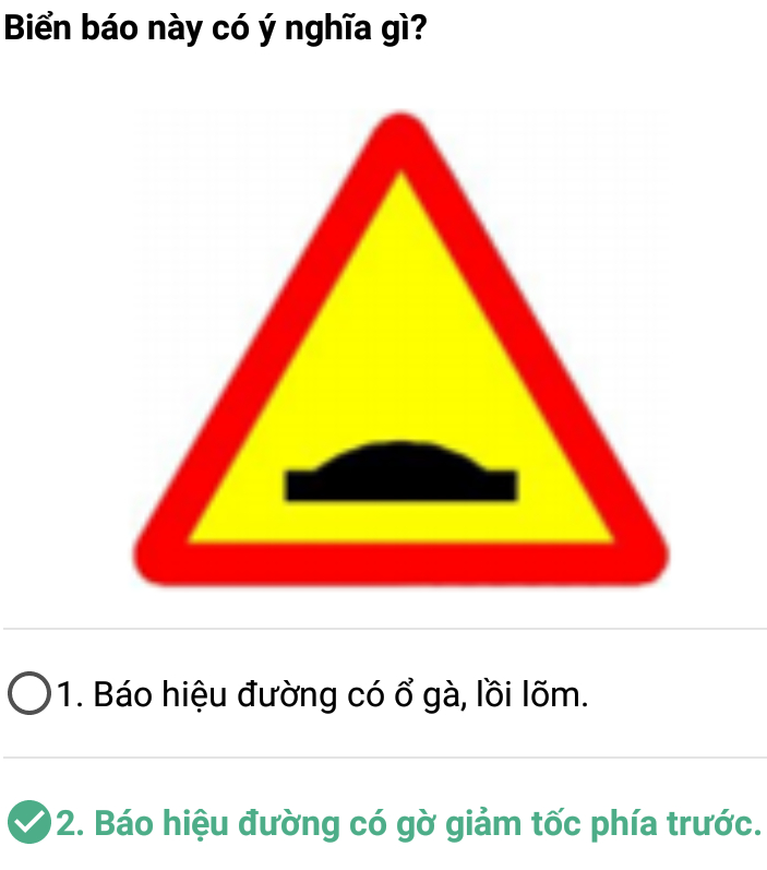 Bộ 600 câu hỏi ôn thi giấy phép lái xe
