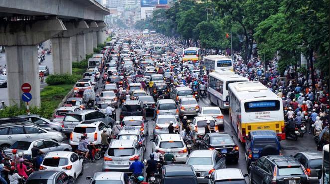 Bỏ túi ngay kinh nghiệm lái xe ô tô trong thành phố