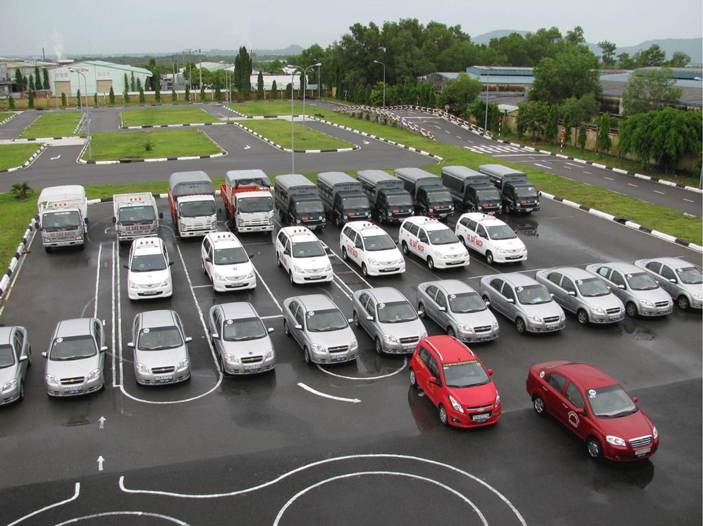 Cần thêm thời gian cho học viên học thực hành lái xe- giám sát học thi lái xe