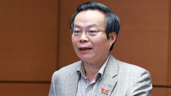 Phó chủ tịch Quốc hội Phùng Quốc Hiển - Người say xỉn lái xe