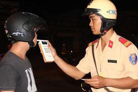 Phòng ngừa là biện pháp hiệu quả nhất để giảm thiểu các vụ tai nạn - xử phạt người lái xe