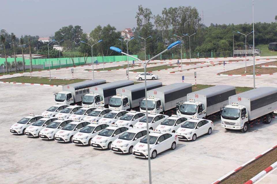 Với GPLX hạng C bạn điều khiển xe tải trọng lượng lớn hơn 3.5 tấn
