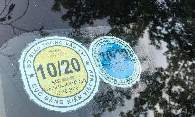 Đăng kiểm xe ô tô quá hạn phạt bao nhiêu?