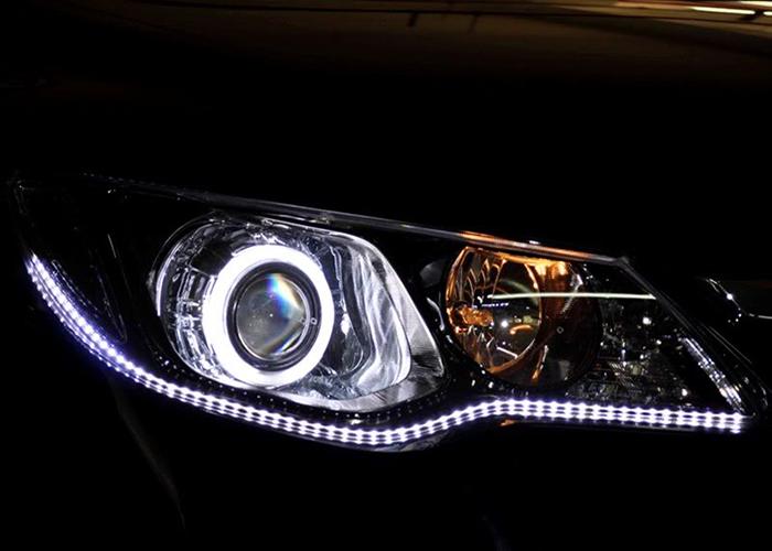 Thay đổi hệ thống đèn sẽ bị lỗi không đăng kiểm xe ô tô